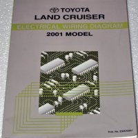2001 Toyota Land Cruiser Electrical Wiring Diagrams (UZJ100 Series)
