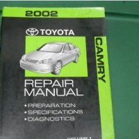 2002 Toyota Land Cruiser Service Manual Electrical Oem