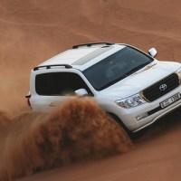 Toyota Land Cruiser Sand images