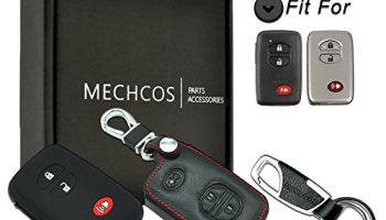 2Pcs New Protect Black Silicone 3 Buttons Smart Remote Key