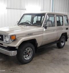 land cruisers direct vehicle inventory 1988 toyota land cruiser bj74 lx 2911 [ 1300 x 731 Pixel ]