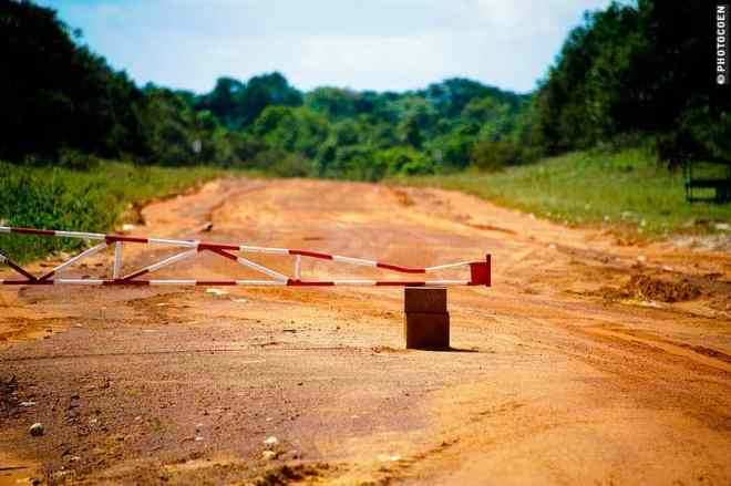Will there be fuel at Mabura Crossing?