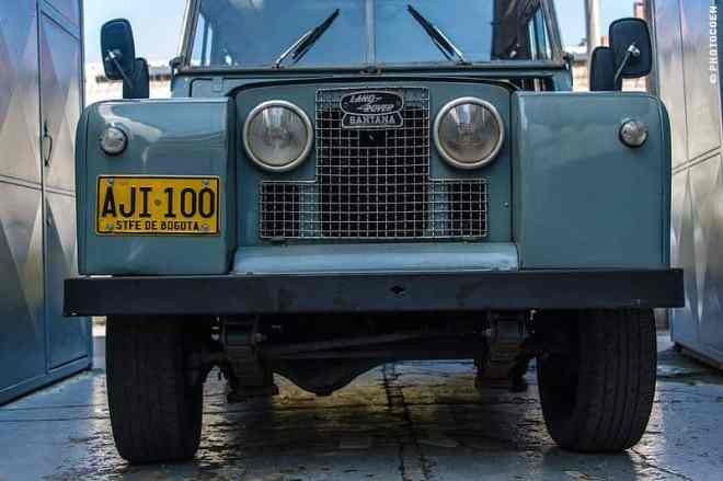 Land Rover Series (©photocoen)