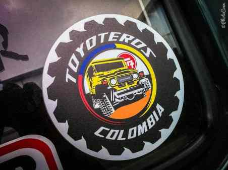 Thank you Toyoteros Colombia and especially Mauro for the help in Colombia.