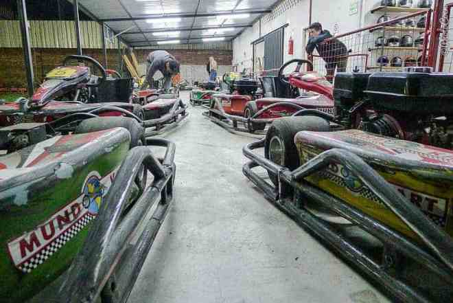 Karting with the boys [©photocoen]
