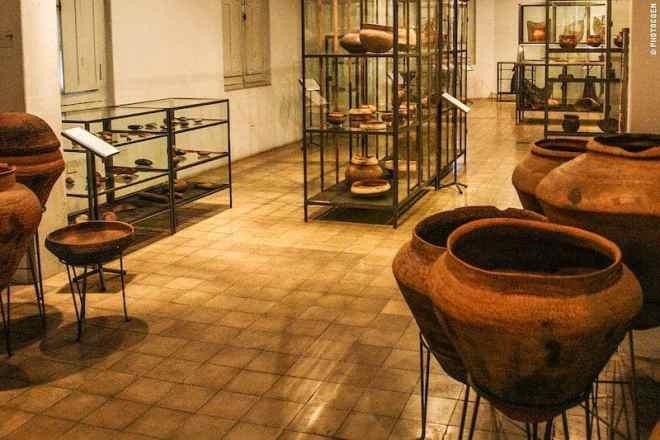 Museo Etnográfico 'Dr Andres Barbero de la fundacion La Piedad' in Paraguay (©photocoen)