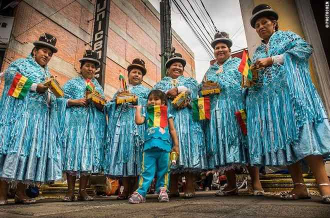Urkupiña Festival in Paraguay (©photocoen)