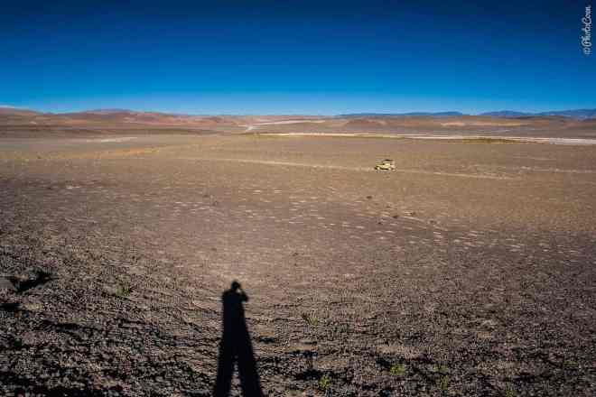 Camping on the Altiplano in Argentina (©photocoen)