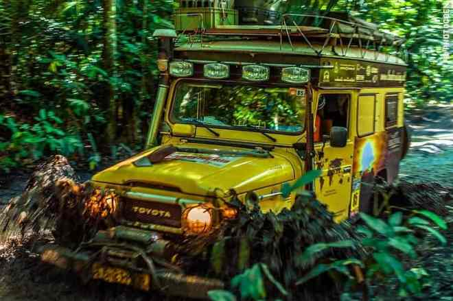 Savanne Rally in Suriname (©photocoen)