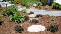 Fieldstone Stepping Stones
