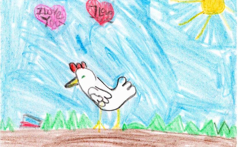 A Father's Pride – Allison's Chicken
