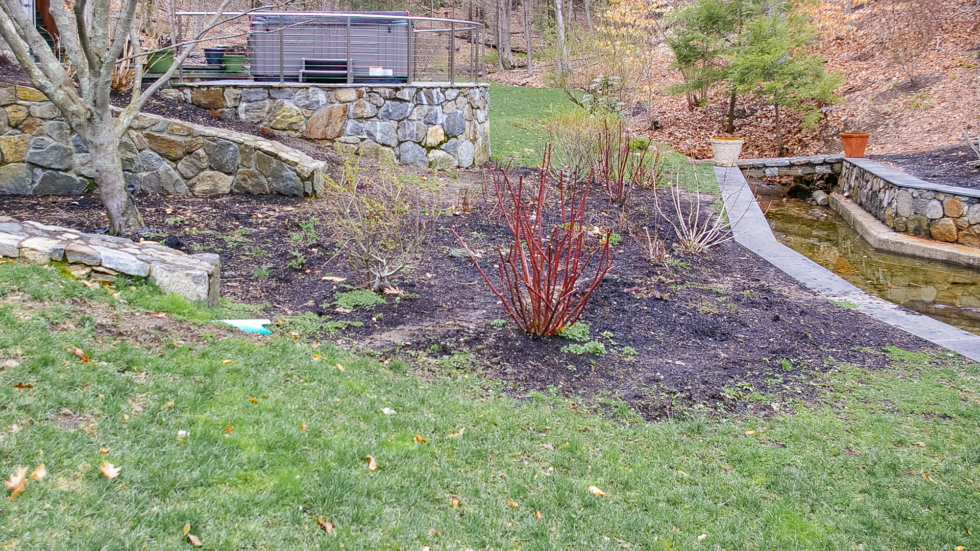 how to create a curved stepping stone path u2013 land designs
