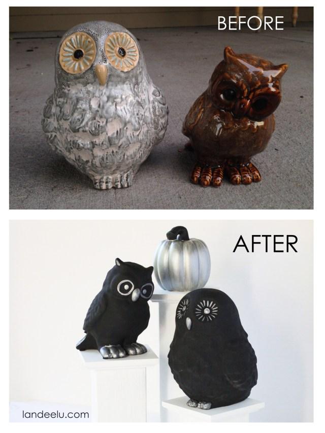 Halloween Owls 5