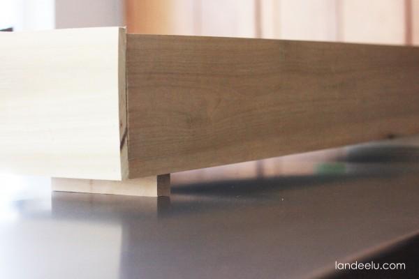 A Christmas Centerpiece Box DIY tutorial