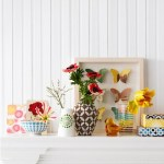 Spring Decorating: Mantels Roundup