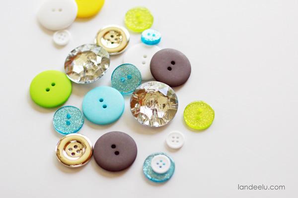 Button Craft Ideas