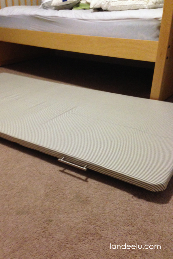 Diy Trundle Bed Landeelu Com