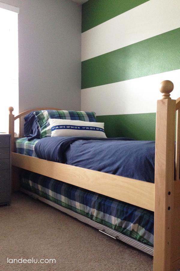 DIY Trundle Bed furniture hack