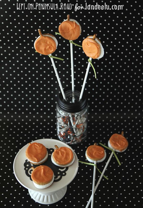 Pumpkin S'mores Pops Bouquet
