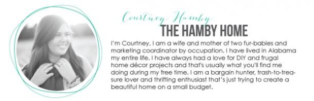 Check out this blog! The Hamby Home