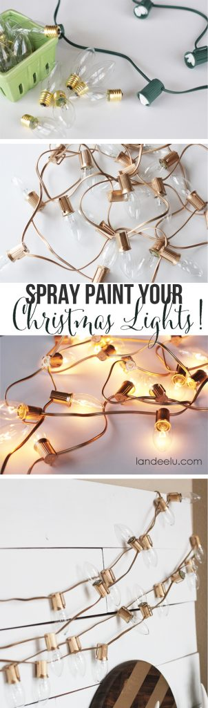 Can You Spray Paint Light Bulb