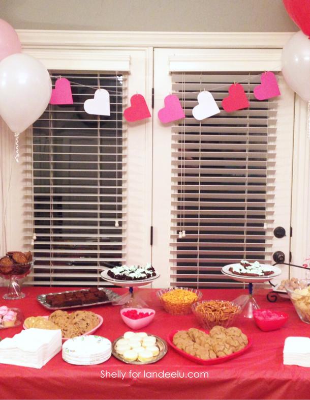 Valentine Party Idea: Love Thy Neighbor! | landeelu.com