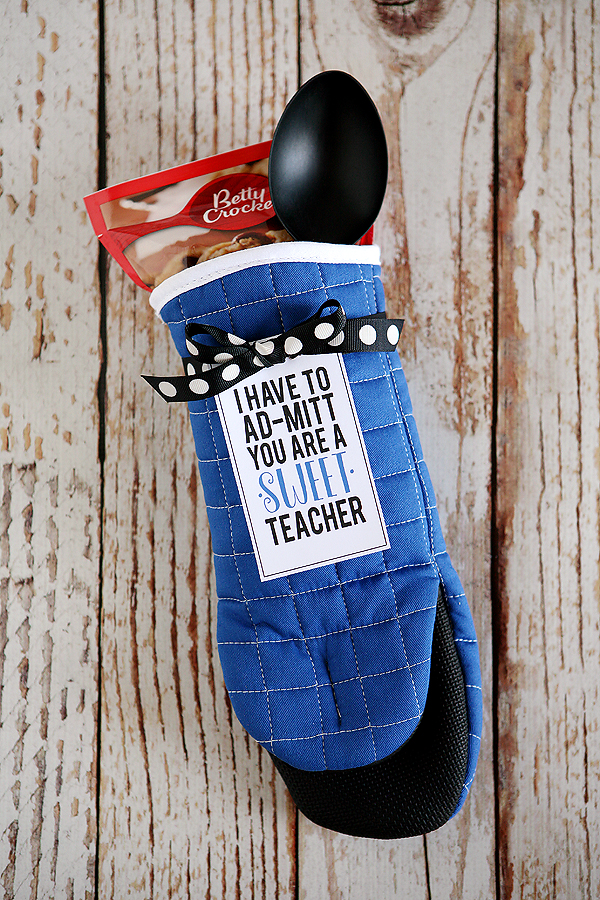 Teacher Appreciation Gift Ideas!