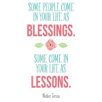 Sunday Encouragement: Blessings and Lessons {5.24.15}