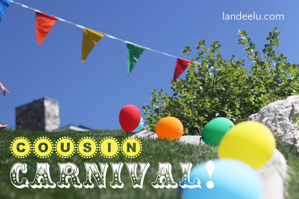 Cousin Carnival Party Idea