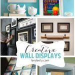 Creative Wall Displays: The Gallery Wall and Beyond