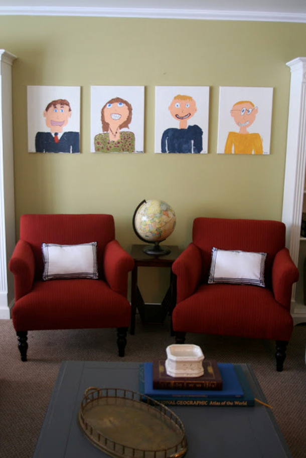 kids art by caitlin creer