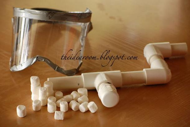 marshmallowgun- the idea room