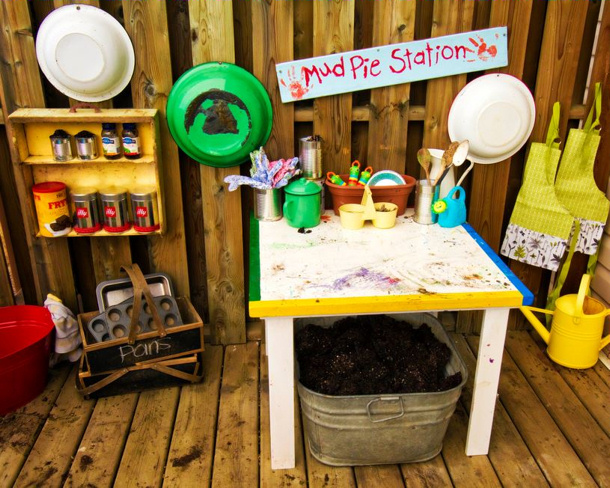 mud pie station