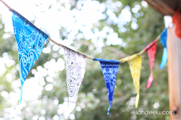 Easy-DIY-Bandana-Party-Banner-from-landeelu
