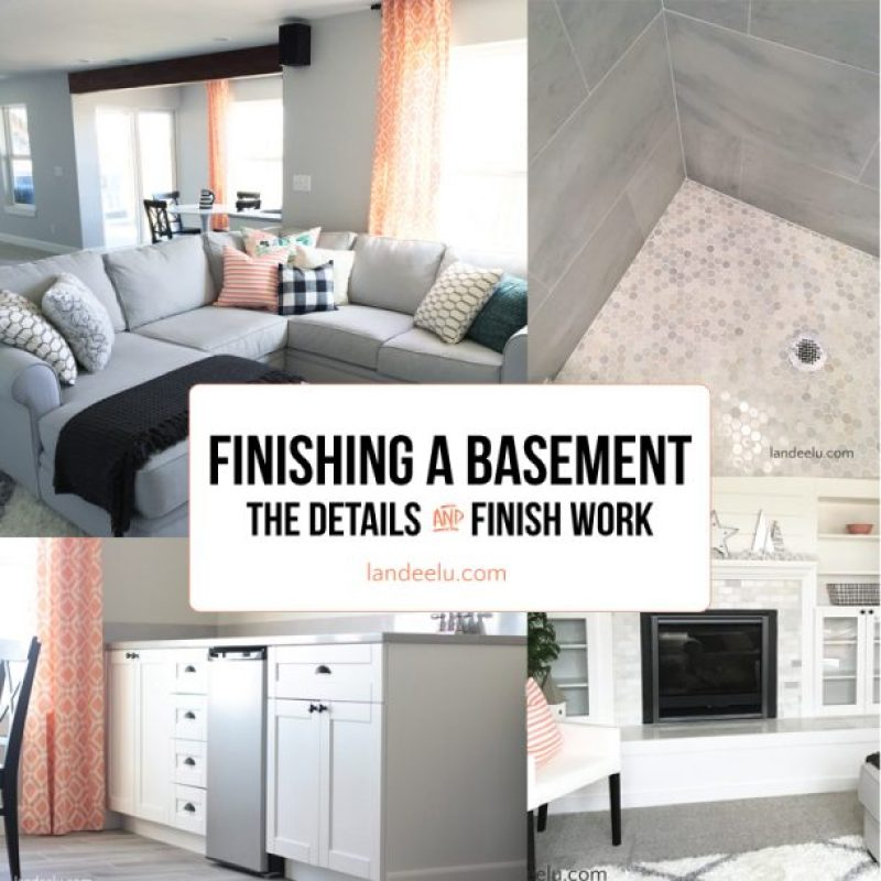 Finishing A Basement | landeelu.com