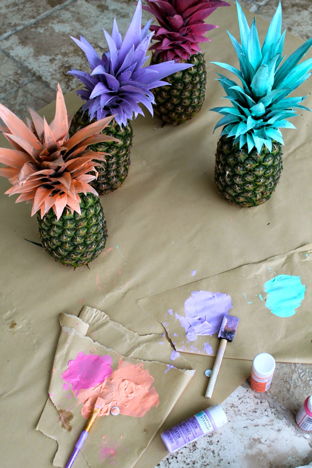 Easy Summer Dinner Party Decor  Craft Ideas landeelucom