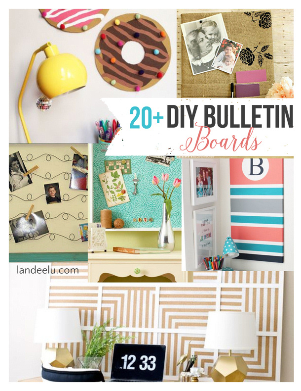 DIY-Bulletin-Boards