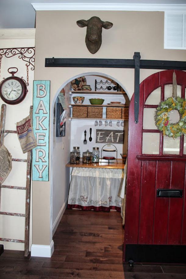Sliding Pantry Door3
