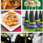 Spooktacular Halloween Treat Ideas | landeelu.com So many cute ideas for Halloween treats this year!