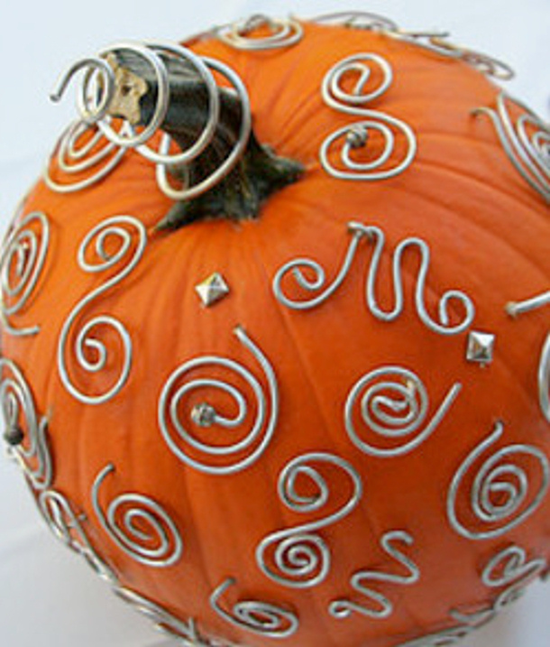 Wired Pumpkin