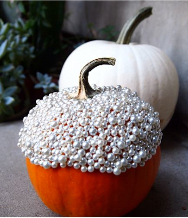 push pin pearl pumpkin via miss kris