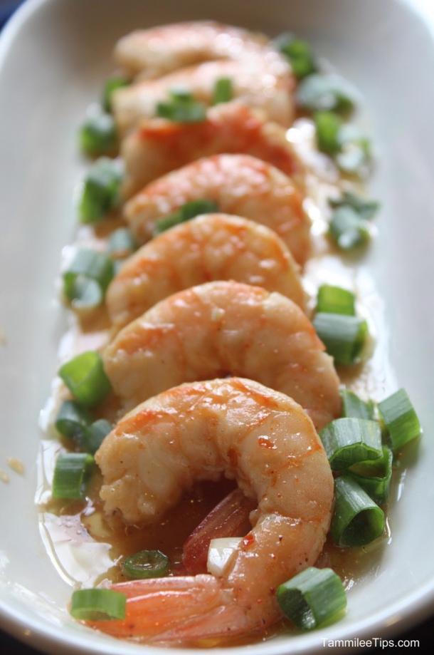 Crock Pot New Orleans Spicy Barbecue Shrimp Recipe viaTammilee Tips