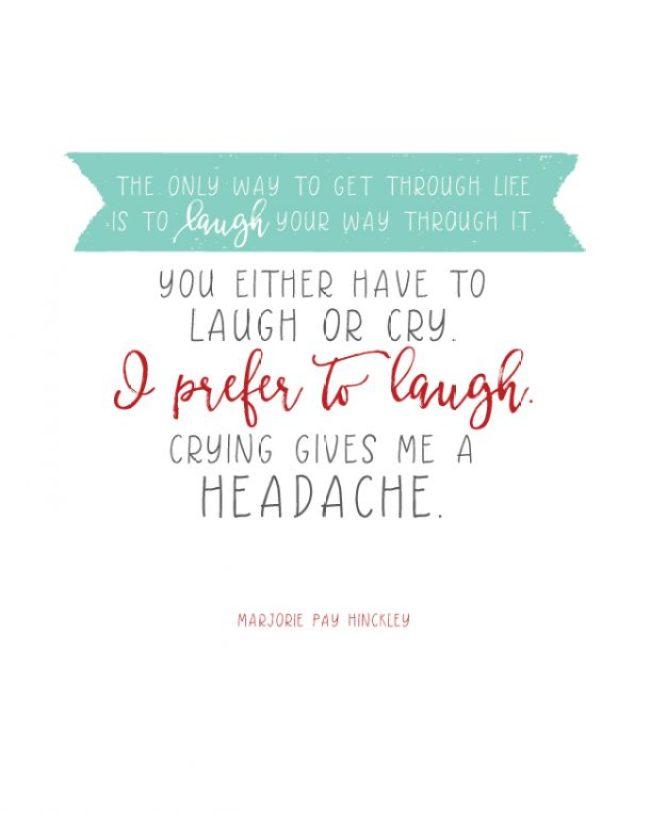 Laugh-Through-Life-Printable