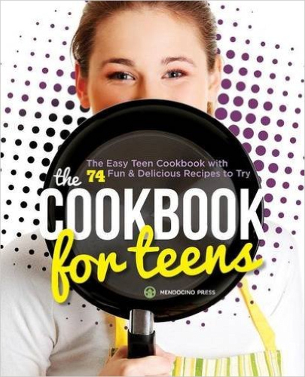 Teen CookBook Amazon