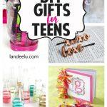 DIY Gift Ideas for Teens
