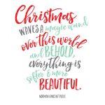 Sunday Encouragement: Christmas {12.20.15}