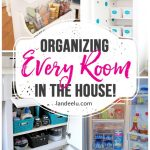 Pretty and Budget Friendly Ways to Organize Your Home!