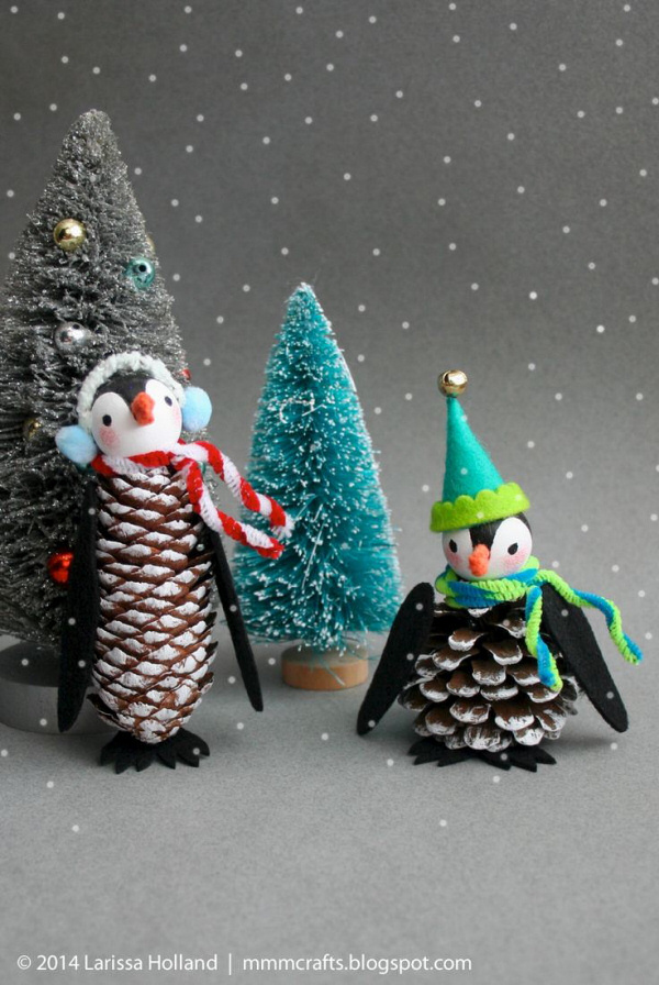 Penguin Pinecones Ava Kids