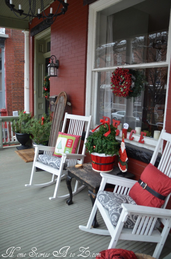 christmas-front-porch-2 home stories a to z