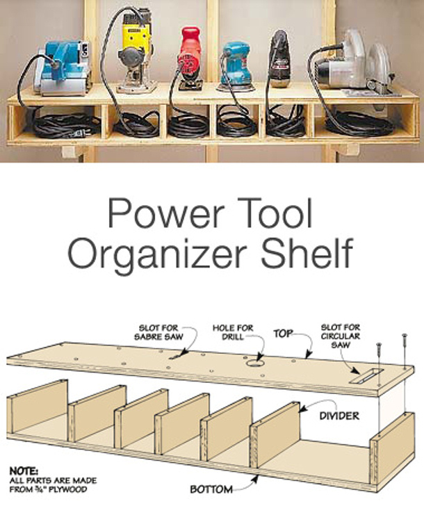 tool-organizer-shelf the budget decorator